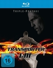 TRANSPORTER 1-3 - TRIPLE-FEATURE [3 BRS] - BLU-RAY - Action