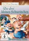 DIE DREI KLEINEN SCHWEINCHEN - DVD - Kinder