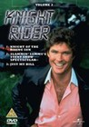 KNIGHT RIDER VOLUME 3 - DVD - Television Series