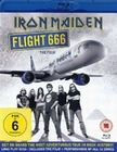 IRON MAIDEN - FLIGHT 666 - BLU-RAY - Musik
