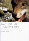 WOLF UND BÄR: RISSE IM LAND - HERAUSFORDERUNG... - DVD - Tiere