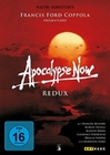 APOCALYPSE NOW REDUX - DIGITAL REMASTERED - DVD - Kriegsfilm