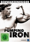 PUMPING IRON - DVD - Sport