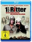 1 1/2 RITTER - AUF DER SUCHE NACH DER HINREISS... - BLU-RAY - Komdie
