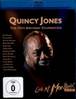 QUINCY JONES - THE 75TH BIRTHDAY CEL./LIVE AT... - BLU-RAY - Musik