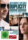 DUPLICITY - GEMEINSAME GEHEIMSACHE - DVD - Thriller & Krimi