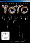 TOTO - LIVE IN AMSTERDAM - DVD - Musik