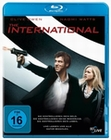 THE INTERNATIONAL (INKL. DIGITAL COPY DISC) - BLU-RAY - Thriller & Krimi