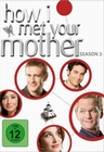 HOW I MET YOUR MOTHER - SEASON 3 [3 DVDS] - DVD - Comedy