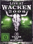 LIVE AT WACKEN 2008 - 19 YEARS IN ... [2 DVDS] - DVD - Musik