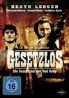 GESETZLOS - DIE GESCHICHTE DES NED KELLY - DVD - Action