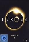 HEROES - DIE KOMPLETTE SEASON 1 [7 DVDS] - DVD - Unterhaltung