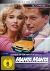 MANTA MANTA - DVD - Komdie