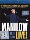 BARRY MANILOW - LIVE! - BLU-RAY - Musik