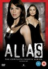 ALIAS-SERIES 4 - DVD - Television Series