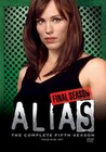 ALIAS-SERIES 5 - DVD - Television Series