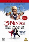 3 NINJAS HIGH NOON - DVD - Family Entertainment