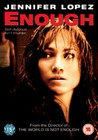 ENOUGH - DVD - Thriller