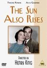 SUN ALSO RISES - DVD - Drama