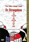 DR.STRANGELOVE COLLECTOR'S ED. (DVD)