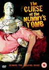 CURSE OF THE MUMMY'S TOMB - DVD - Horror