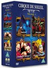 CIRQUE DU SOLEIL BOX SET 1 - DVD - magic & circuses