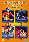 CIRQUE DU SOLEIL BOX SET 2 - DVD - magic & circuses