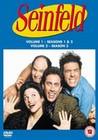 SEINFELD-SEASON 1 & 2 - DVD - Television Comedy