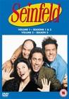 SEINFELD-SEASON 1 2 & 3 BOX - DVD - Television Comedy