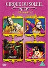 CIRQUE DU SOLEIL BOX SET 3 - DVD - magic & circuses