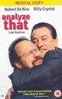 ANALYZE THAT (DVD)