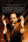 CHRIS ROCK-NEVER SCARED - DVD - comedy stand-up