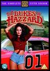DUKES OF HAZZARD SEASON 5 - DVD - Television Series