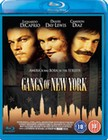 GANGS OF NEW YORK (BR) - BLU-RAY - Drama