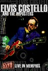 ELVIS COSTELLO-LIVE IN MEMPHIS - DVD - Music: Rock/Heavy Metal