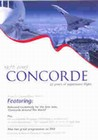 CONCORDE-27 YEARS OF FLIGHT - DVD - Aviation