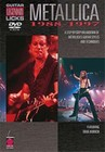 METALLICA-LEGENDARY LICKS - DVD - Music: Rock/Heavy Metal