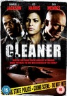 CLEANER - DVD - Thriller