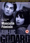 MASCULIN FEMININ (DVD)