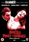 DRACULA-PRINCE OF DARKNESS - DVD - Horror