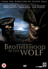 BROTHERHOOD OF THE WOLF - DVD - Action Adventure