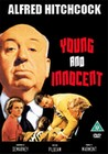 YOUNG & INNOCENT (HITCHCOCK) - DVD - Thriller