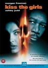 KISS THE GIRLS - DVD - Thriller