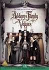 ADDAMS FAMILY VALUES - DVD - Comedy