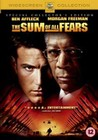 SUM OF ALL FEARS - DVD - Action Adventure