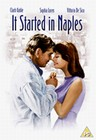IT STARTED IN NAPLES - DVD - Comedy