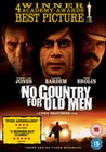 NO COUNTRY FOR OLD MEN - DVD - Thriller