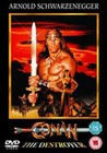 CONAN THE DESTROYER (FILM ONL) - DVD - Action Adventure