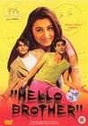 HELLO BROTHER - DVD - Bollywood / Indian Films
