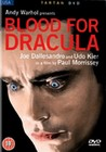 BLOOD FOR DRACULA (WARHOL) - DVD - Horror